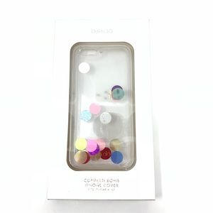 ban.do Confetti Bomb Cell iPhone Case 6/6s NEW